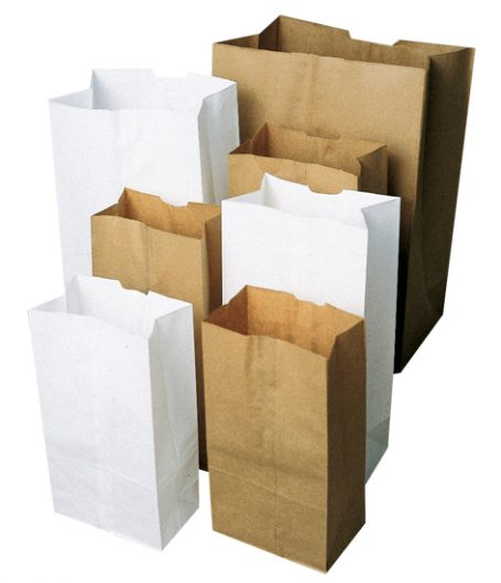 Paper Pharmacy Bags